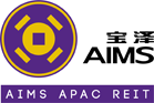 AIMS AMP Capital Logo